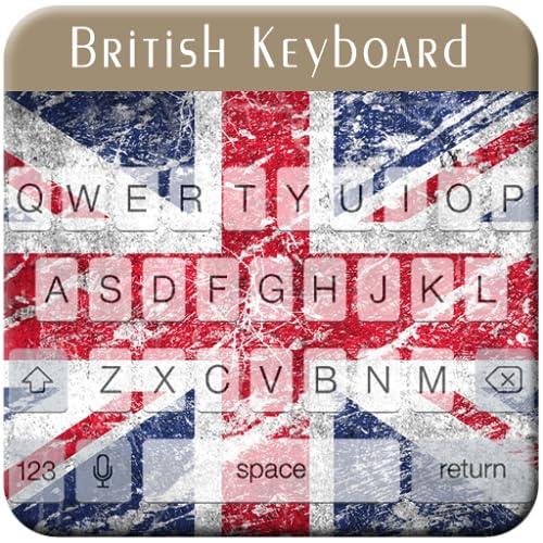 British Style Keyboard