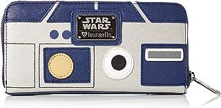 Loungefly Star Wars R2-D2 Zip Around Wallet