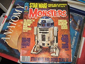 Famous Monsters Magazine (Star Wars , Dr. Moreau , Vampire Killers , Terror-Vision , Special Giant Summer Issue, #138)