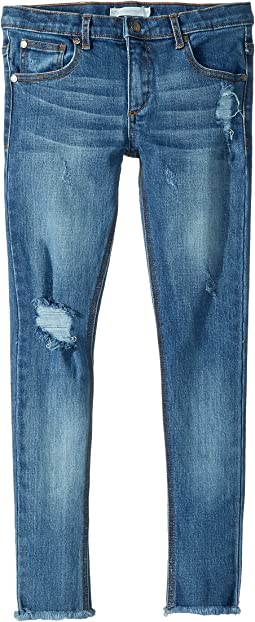 Distressed Freya Jeans (Toddler/Little Kids/Big Kids)