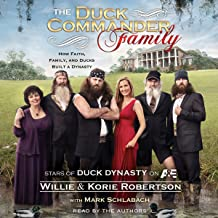 will robertson duck dynasty family