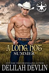 A Long, Hot Summer (The Triplehorn Brand Book 3) Kindle Edition