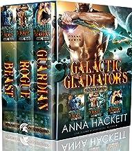 Galactic Gladiators Set: Books 7-9