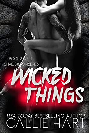 Wicked Things (Chaos & Ruin Series Book 3) (English Edition)