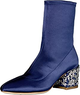 Badgley Mischka Women's Martine Ankle Boot