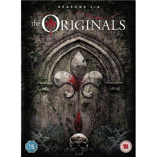 The Originals: Seasons 1-4