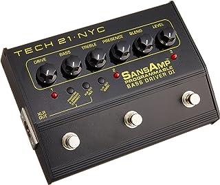 Tech 21 PBDR SansAmp Programmable Bass Driver DI