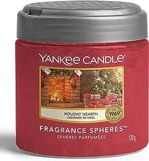 Yankee Candle sphères parfumées désodorisantes | Couronne de Noël | Jusqu'à 30 jours de parfum | Collection Magical Christ...