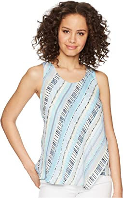 Beach Stripe Tank Top