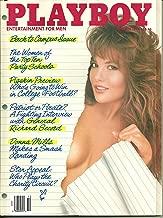 Playboy Magazine, October, 1987 (Vol. 34, No. 10)
