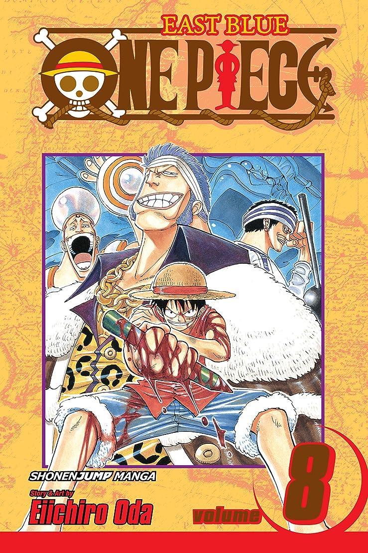 松の木管理します外科医One Piece, Vol. 8: I Won't Die (One Piece Graphic Novel) (English Edition)