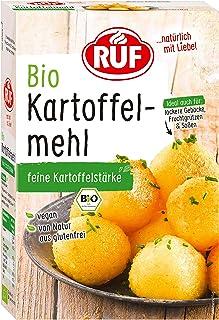 RUF Bio Kartoffel Mehl feine Kartoffelstärke Glutenfrei, 9er Pack 9 x 500 g