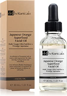 Dr Botanicals Japanese Orange Superfood Facial Oil