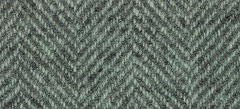 "product image for Weeks Dye Works Wool Fat Quarter Herringbone Fabric, 16"" by 26"", Seafoam"