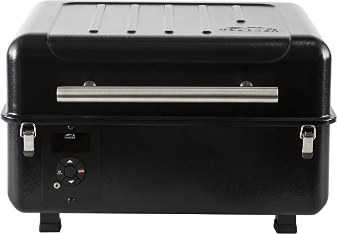 Traeger Grills Ranger Portable Wood Pellet Grill and Smoker - Best Quality