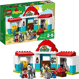 LEGO DUPLO Town Farm Pony 10868 - Bloques de construcción (59 piezas)