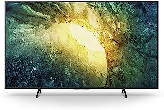 Sony KD-65X7055 Bravia 164 cm (65 Zoll) Fernseher (LED, 4K Ultra HD (UHD), High Dynamic..