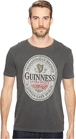 Lucky Brand - Guinness Oval Graphic Tee