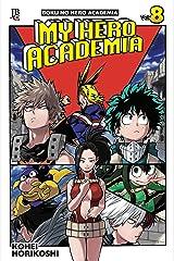 My Hero Academia vol. 08 eBook Kindle