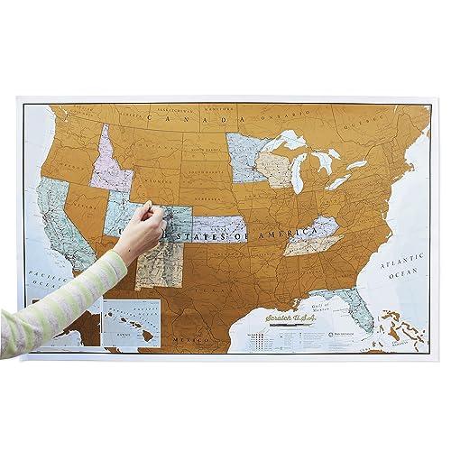 Map of USA: Amazon.com