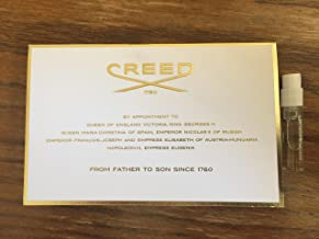 Creed Aventus For Her Fragrance Sample Vial On Card 2.5ml/ .08oz