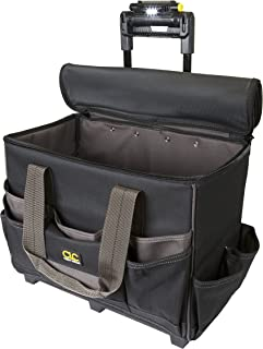 Best contractor tool bag with wheels Reviews