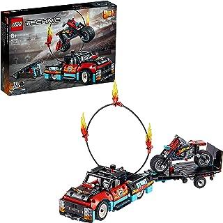LEGO Technic - Espectáculo Acrobático: Camión y Moto