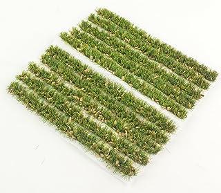 WWS 6 mm sommar alpin gräsremsor x 10 modell järnväg diorama landskap och terräng