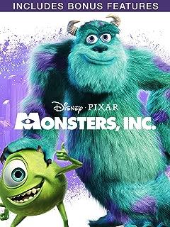 Monsters, Inc. (Plus Bonus Content)