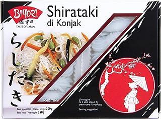 Tallarines Biyori de Konjac, Shirataki - 350 gr