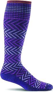Sockwell Women's Chevron Compression Sock