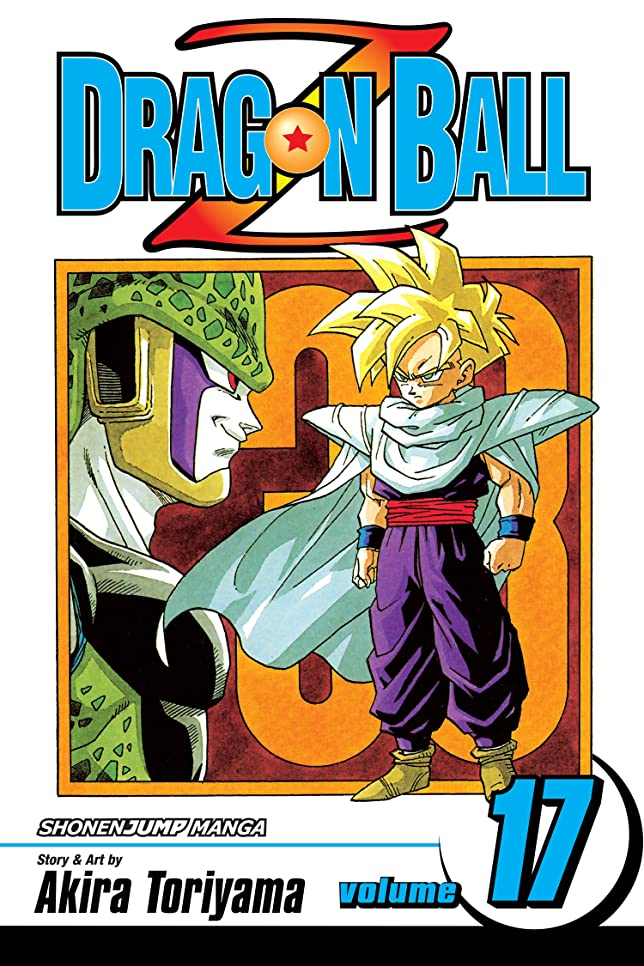 品揃えとは異なり賄賂Dragon Ball Z, Vol. 17: The Cell Game (English Edition)