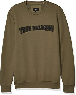 True Religion Men's Pullover Sweater