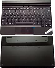US Layout Keyboard for Lenovo ThinkPad 10 Compatible 4X30E68103 03X8861, Travel Keyboard with Touchpad / Click Pad / Trackpad