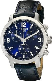 Tissot Men's TIST0554171604700 200 Analog Display Swiss Quartz Blue Watch