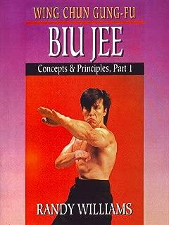 Wing Chun Gung-Fu Biu Jee Concepts & Principles Part 1 Randy Williams