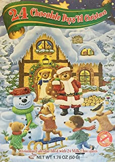 Best free from chocolate advent calendars Reviews