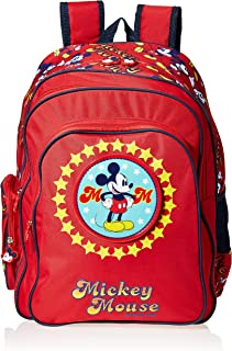 ديزني حقيبة مدرسية للاولاد، متعددة - TRBT194B