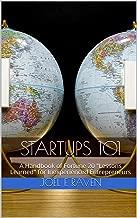 Startups 101: A Handbook of Fortune 20