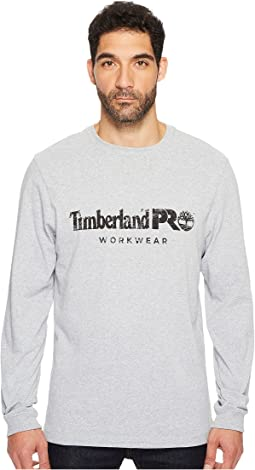 Timberland PRO - Cotton Core Long Sleeve T-Shirt