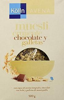 Kölln Mueslis de Avena con Chocolate y Galletas - 500 gr