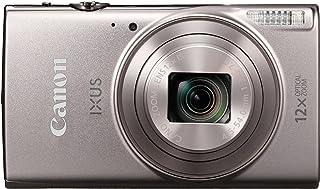 Canon IXUS 285 HS Cámara compacta 202 MP 1/2.3 CMOS 5184 x 3888 Pixeles Plata - Cámara Digital (202 MP 5184 x 3888 Pixeles CMOS 12x Full HD Plata)