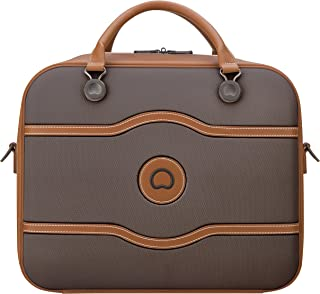 DELSEY PARIS CHATELET AIR Travel Duffle, 42 cm, 29 liters, Brown (Chocolat