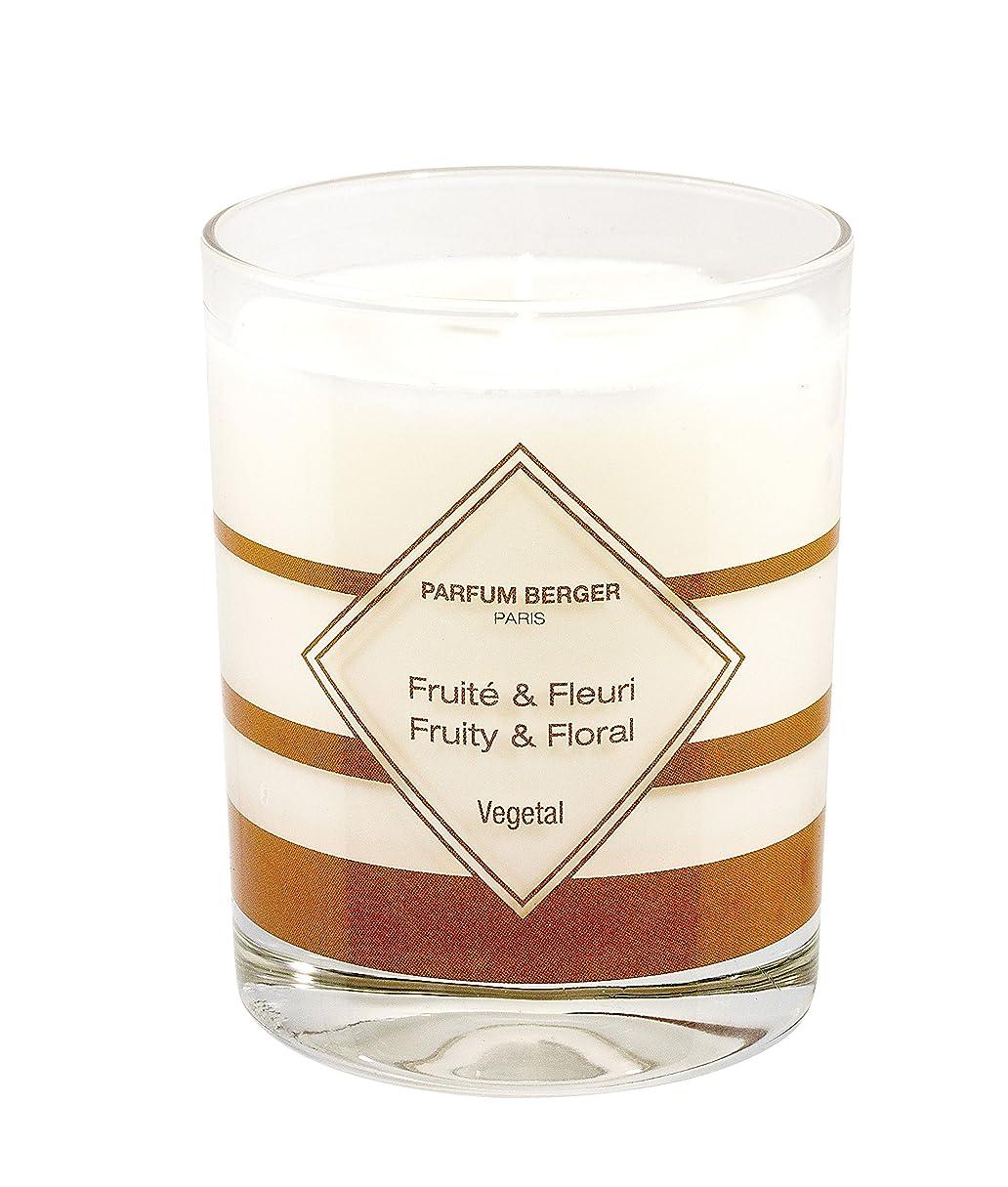 上へ対人対角線Parfum Berger/Lampe BergerアンチペットOdor Scented Candle?–?ガラス?–?ホワイト、10?x 10?x 10?cm
