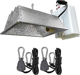 Hydro Crunch CMH02-315-ROPE 315-Watt Ceramic Metal Halide CMH Enclosed Style Grow Light System, White