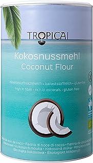 harina de coco natural para veganos