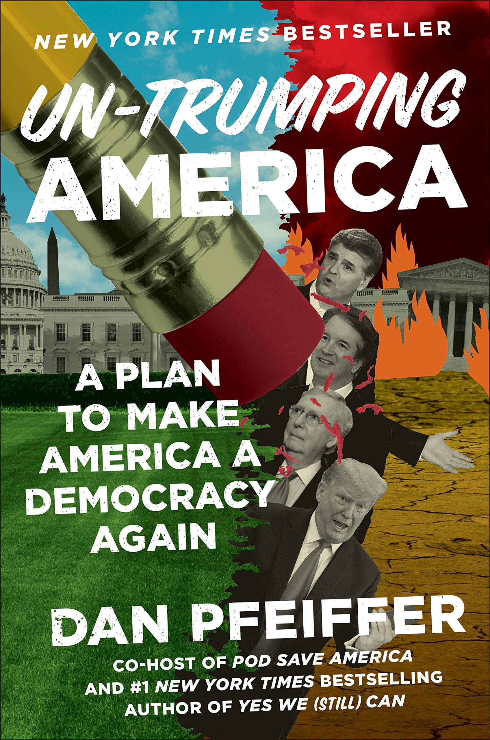 Download Un Trumping America: A Plan to Make America a Democracy Again (English Edition)