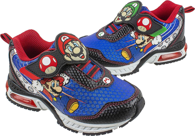 店 Super Mario Brothers and Luigi Shoe 新作多数 Light Tennis Up Kids