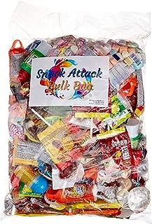 Mexican Candy Assortment Pinata Party Mix, 5 LB Bulk Bag: Mazapan, Lucas Candy, Pelon Pelo Rico, Pulparindo's, Rockaleta, Rebanaditas, Vero Lollipops & Rellerindos, Oblea, Bubulubu and Much More!