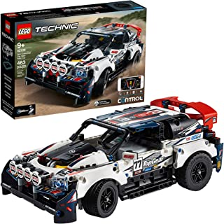 LEGO Technic 42109 Auto de Rally Top Gear Controlado por App